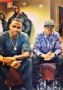 august alsina trey songz