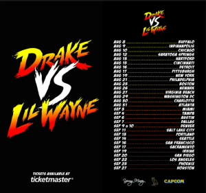 Drake Vs. Lil' Wayne