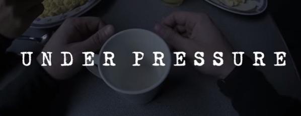 under pressure video