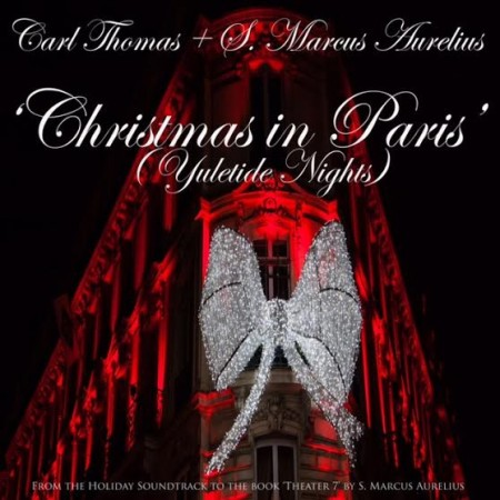 christmas is paris