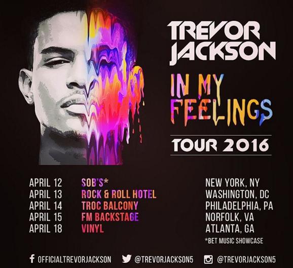 in my feelings tour